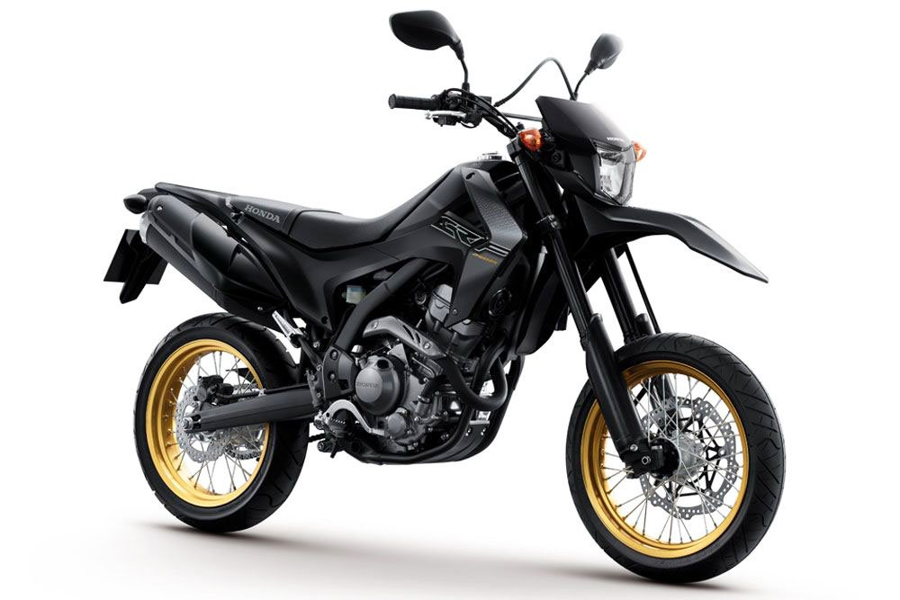 2013 Honda Crf250m Launched In Thailand The Supermoto Version Of