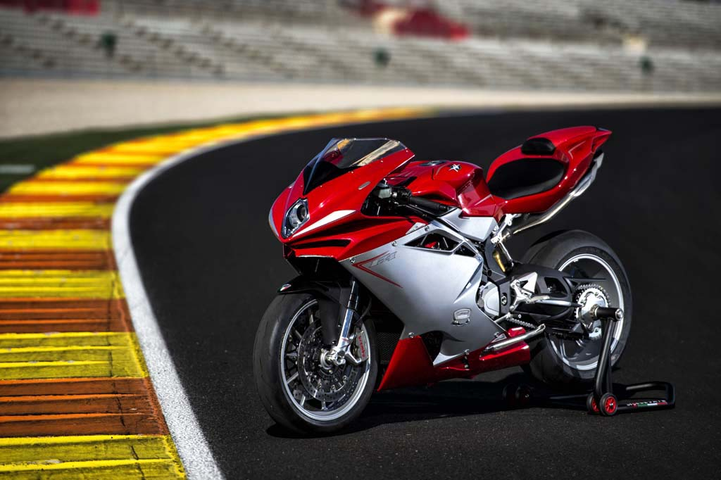 2013 Mv Agusta F4 And F4 Rr First Ride Motorcycle Com News