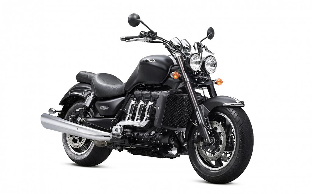 unchained 2013 triumph rocket iii free of power restrictions news. Black Bedroom Furniture Sets. Home Design Ideas