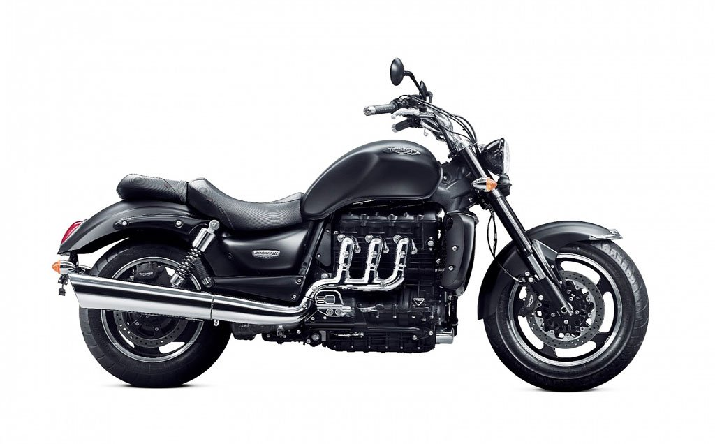 triumph rocket iii motorcycle - photo #3