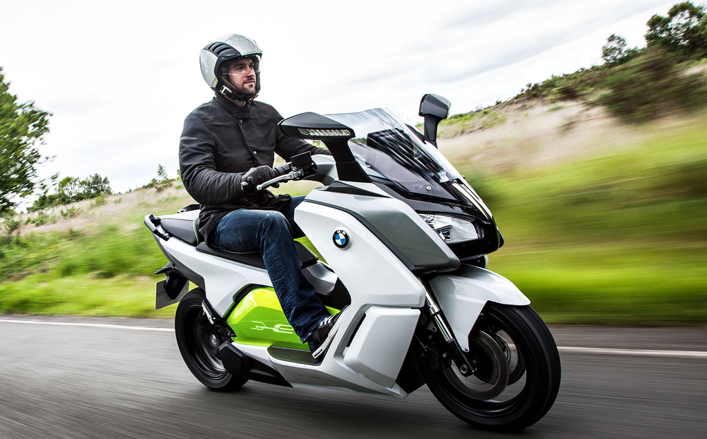 Kymco To Supply Bmw With I3 Electric Car Range Extender