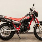 Bruce Willis' 1988 Yamaha TW200 Trailway Up for Auction
