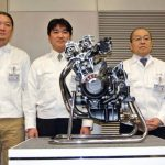 Honda Announces 400cc Version of 500-Series Engine