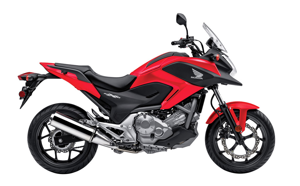 honda raises msrp for 2013 nc700x but lowers price for dct option news. Black Bedroom Furniture Sets. Home Design Ideas