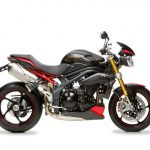 "Limited Edition 2013 Triumph Speed Triple R ""Dark"" Revealed"