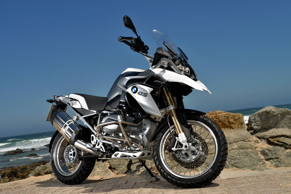 2013 BMW R1200GS Telelever Problem Explained in Transport ...