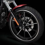 2013, FXSB, Softail, Breakout, key features, ront wheel, 122492