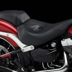 2013, FXSB, Softail, Breakout, key features, seat and passenger pillion, 122492