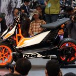 KTM E-Speed Electric Scooter Concept Revealed in Tokyo