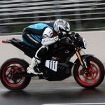 Zero Motorcycles And Hollywood Electrics Team Up For 2013 Pikes Peak International Hill Climb