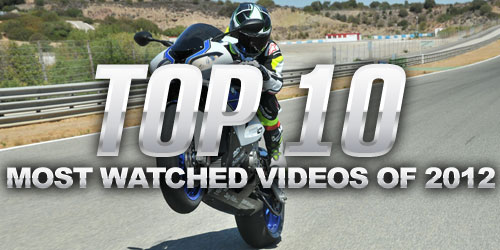Top 10 Most Watched Videos
