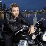 Ewan McGregor Stars in Ad Campaign for 2013 Moto Guzzi California 1400