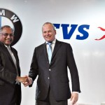 BMW Partners with India's TVS Motor, Plans Sub-500cc Models