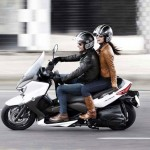 2013 Yamaha X-Max 400 Scooter Announced for Europe