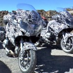 Spy Video Provides Up-Close Look at 2014 BMW R1200RT/R1200GT