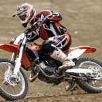 2013 KTM Two-Stroke Off-Road Models Recalled for Throttle Defect