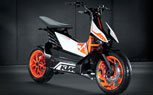 KTM E-Speed Electric Scooter Headed for Production