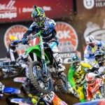 2013 AMA Supercross Salt Lake City Race Report