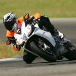 Test Ride an Aprilia RSV4 R or Tuono V4
