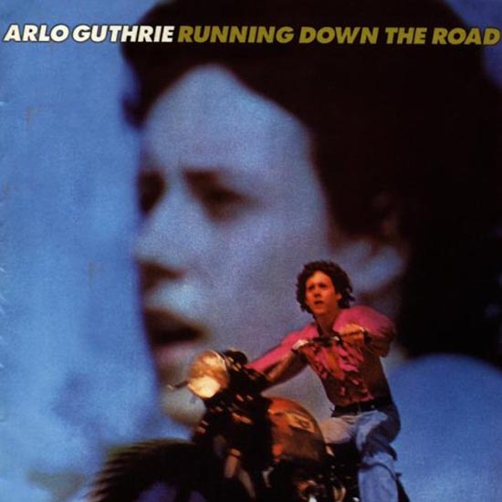 Arlo-Guthrie-Running-Down-The-Road