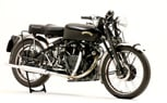 Record Breaking Vincent Black Shadow Is Top Seller At Bonhams Auction