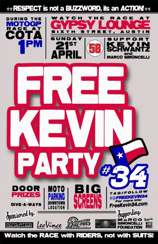 Free kevin party