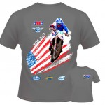 Support The 2013 International Six Days Enduro With A Team USA T-Shirt!