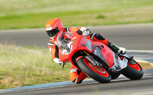 Brammo Earns Seventh Place Against Gas Bikes