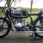 John Surtees' 1955 BMW Rennsport factory GP race bike.