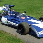 Mike Hailwood's Team Surtees TS14 F1 car.