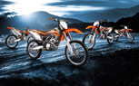 2014 KTM EXC and SX Lineup Revealed