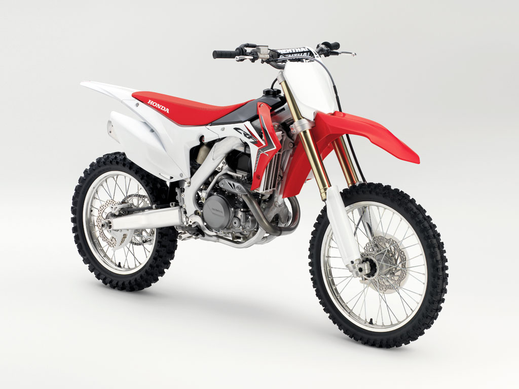 Honda CRF450R Gets Further Refined for 2014 » Motorcycle.com News