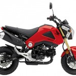 2014 Honda MSX125 Monkey Bike Coming to US as Honda Grom