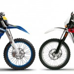 Reunited: Husqvarna and Husaberg Merge