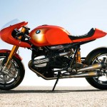 BMW Concept Ninety Marks Motorrad's 90th Anniversary and 40 Years of BMW R90S