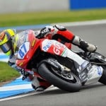 World Supersport 2013: Donington Park Race Report – MV Agusta's First Podium in World Championship 37 Years