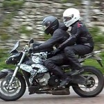 Naked BMW S1000RR Spotted Testing in Italy – Video