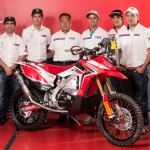 2014 HRC Dakar Team Announced