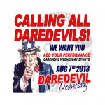 Calling All Daredevils! Daredevil Wednesday Added to Sturgis Buffalo Chip