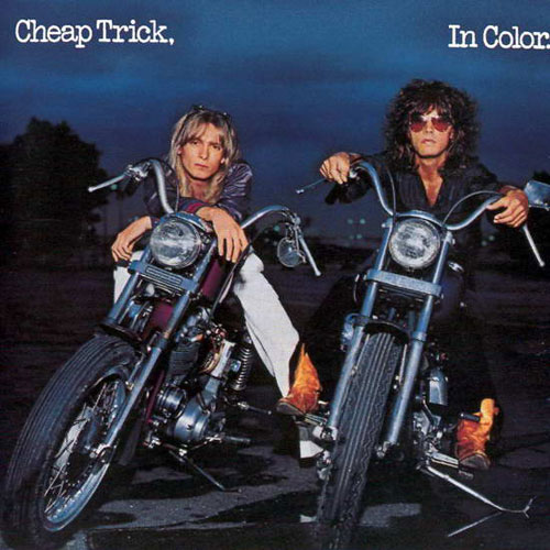 Cheap Trick: In Color