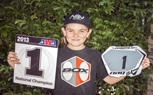 Seven Year Old BMX And Motocross Champion, Dane Morales -