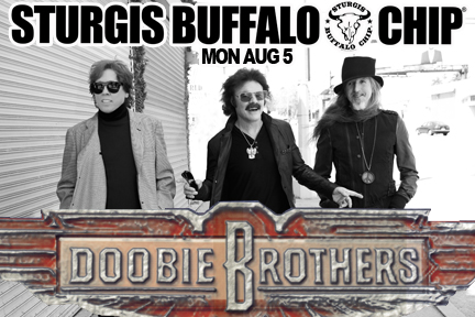 Doobie Brothers Added to Sturgis Buffalo Chip -