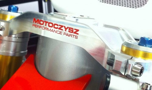 Is this a hint at what's to come from MotoCzysz?