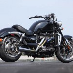 240hp?!? Carpenter Racing's Triumph Rocket III Roadster