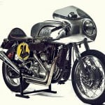 The Sporton: A Sportster-Powered Norton