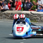 Isle of Man TT 2013: Sure Sidecar Race 2 Results