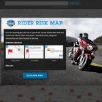 How to Use Allstate's Rider Risk Map