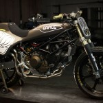 Turn Your Gen-1 Ducati Monster Into A Flat Tracker