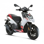 2014 Aprilia SR Motard 50 Available Now at US Dealerships