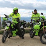 Zero Supplies 100 Police Motorcycles for Bogota, Colombia